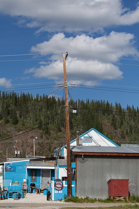 01-Gibaud-Canada-Yukon-Dawson City-Photography-Town