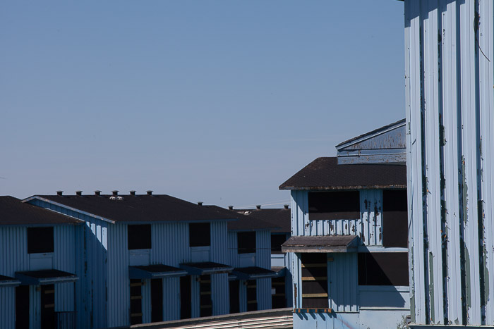 03-Gibaud-Transam-Photography-Canada-NWT-Inuvik-Blue Houses