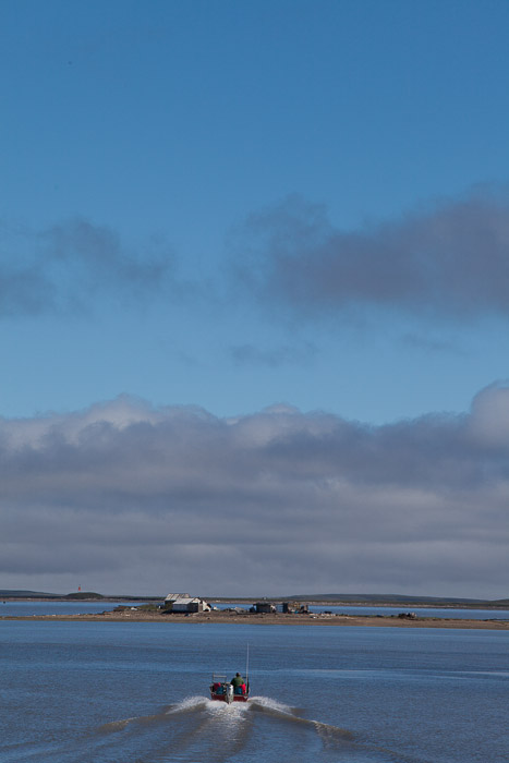 11-Gibaud-Transam-Photography-Canada-NWT-Tuktoyaktuk-Beaufort Sea and Boat