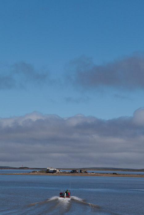 11-Gibaud-Transam-Photography-Canada-NWT-Tuktoyaktuk-Beaufort Sea and Boat