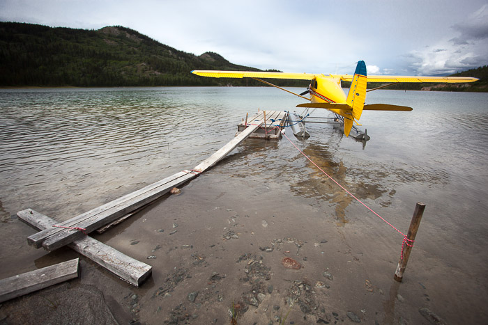 02-Gibaud-Transam-Photography-Canada-Atlin lake-floating plane