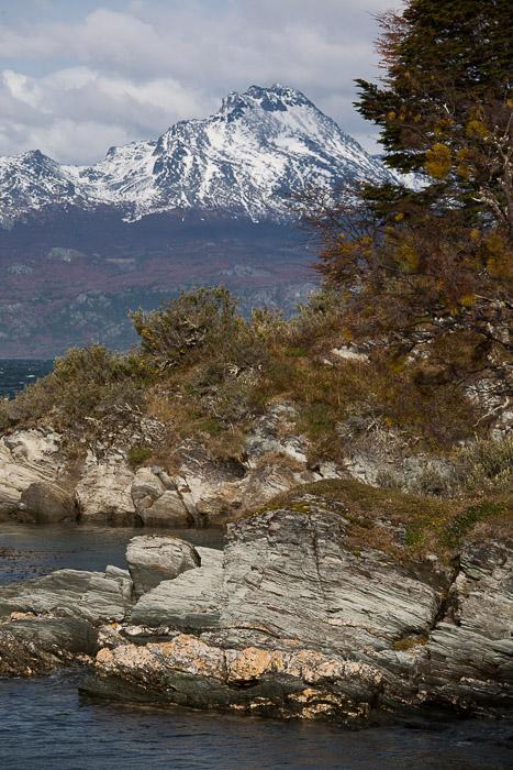 Promenade dans le Parque Nacional Tierra del Fuego